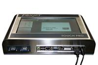 Touch Pro Comm Ports