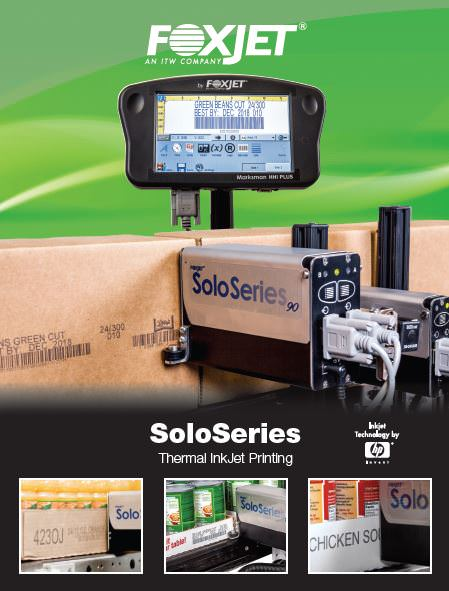 Solo Series Brochure