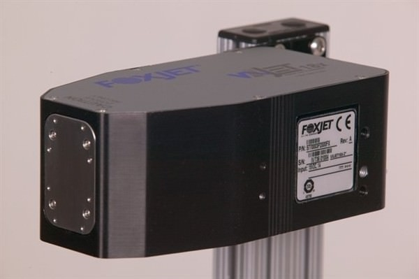FoxJet Introduces the New VxJet 18x Integrated Valve Printhead